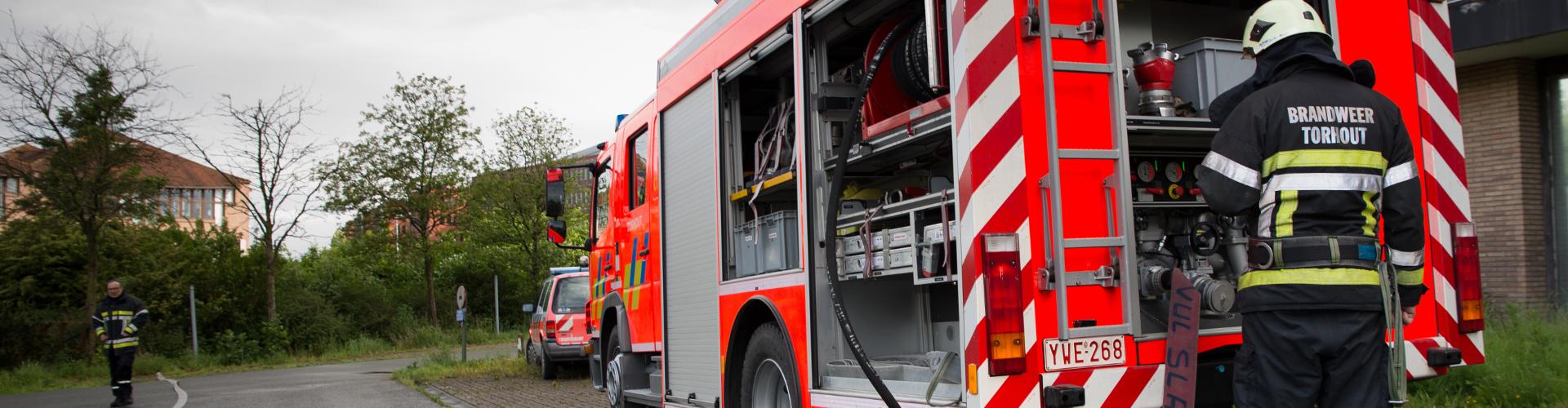 brandweer hulpverleningszone 1